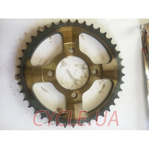 """Звезда ведомая JD 125/150 d=58 428-41T """"CYCLE"""""""