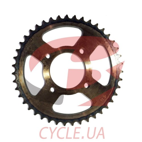 """Звезда ведомая JD 125/150 d=58 428-43T """"CYCLE"""""""