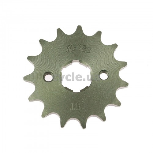 """Звезда ведущая CG 125/150  428 - 15T """"CYCLE"""""""